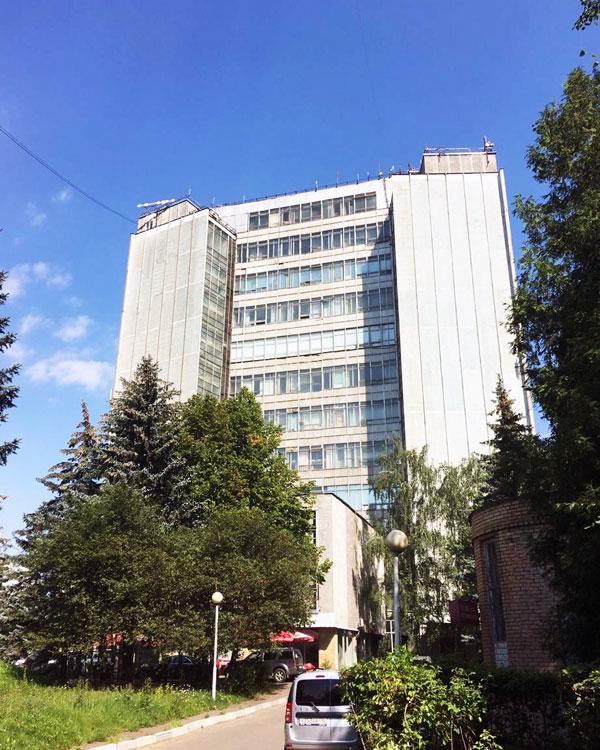 Здание Техномаш